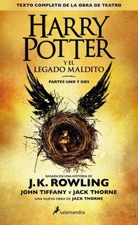 Harry Potter Y El Legado Maldito (8) - J. K. Rowling