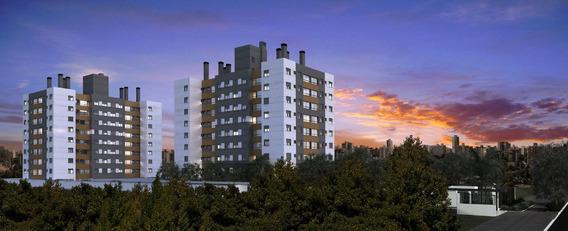Apartamento Em Camaquã Com 2 Dormitórios - Rg1631