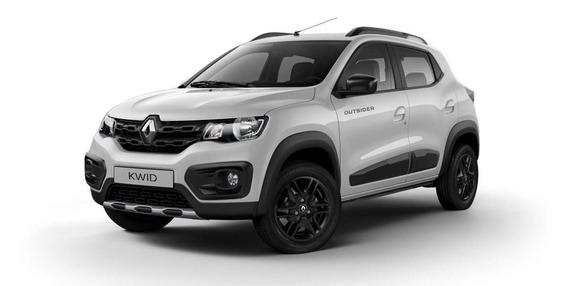 Renault Kwid 2020 1.0 Outsider Mt