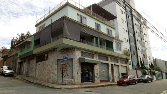 Predio Com 03 Apartamentos E Duas Lojas - Pr2334