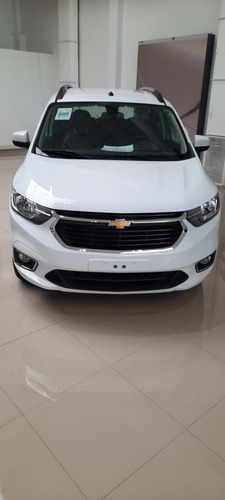 Chevrolet Spin 1.8n Premier At 7a My21 Sl