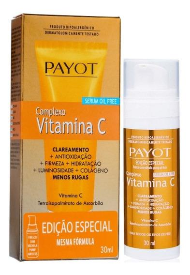Payot Complexo Vitamina C Serum Oil Free 30ml