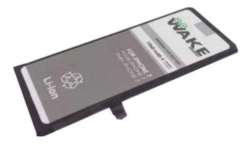 Batería Pila iPhone 7 Wake Sellada Garantía Tienda Física