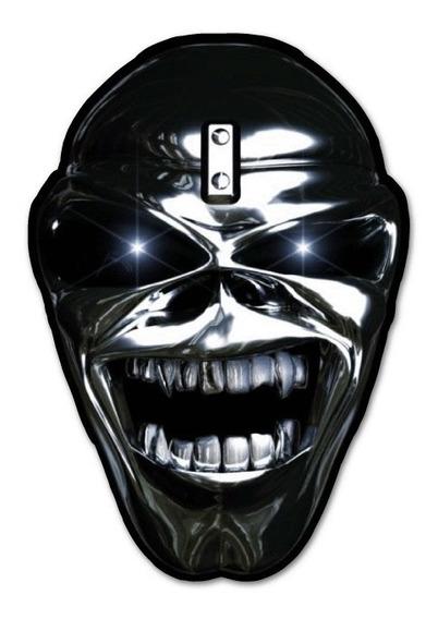 Iron Maiden Eddie Adesivo Em Vinil Made In Usa - Lindo!!