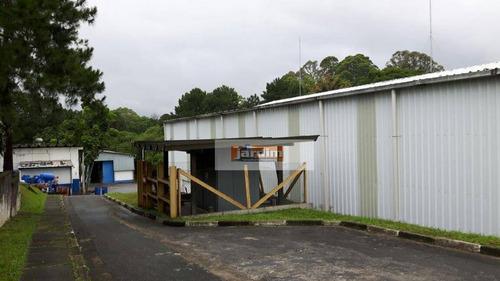 Galpão Industrial À Venda, Vila Euro, São Bernardo Do Campo. - Ga0093