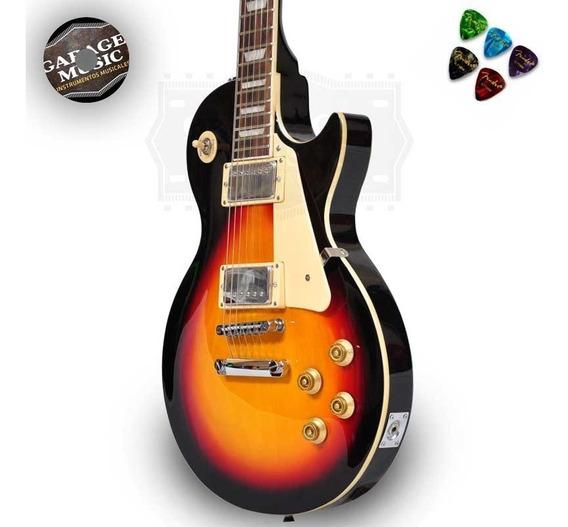 Guitarra Eléctrica Les Paul Pua Cd Garantia Nueva
