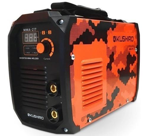 Imagen 1 de 5 de Soldadora Inverter Kushiro 200a Igbt Sistema Aut. Easy Weld