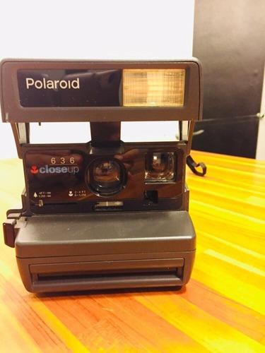 Camera Vintage Polaroid Close Up 636 Usada
