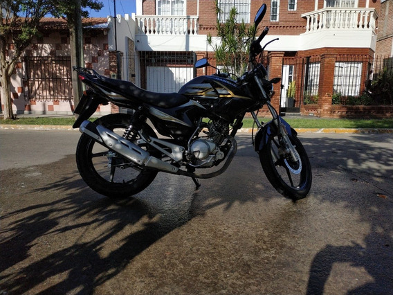 Jianshe 125 Js By Yamaha 2019 - Eccomotor No Ybr.