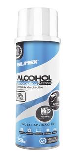 Alcohol Isopropilico Aerosol Para Limpieza Equipos Computo