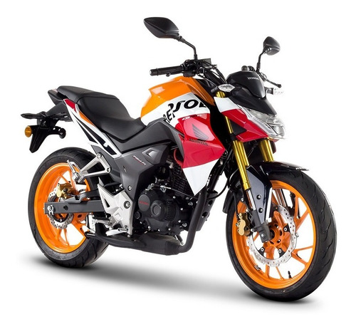 Imagen 1 de 4 de Moto Honda Cb 190 R 0km - Edición Repsol