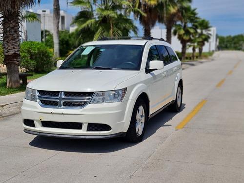 Imagen 1 de 12 de Dodge Journey 2012 2.4 Sxt 5 Pasj At