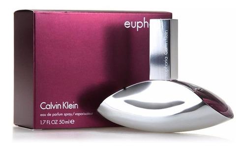 Calvin Klein - Perfume Euphoria  De 50 Ml Original Americano