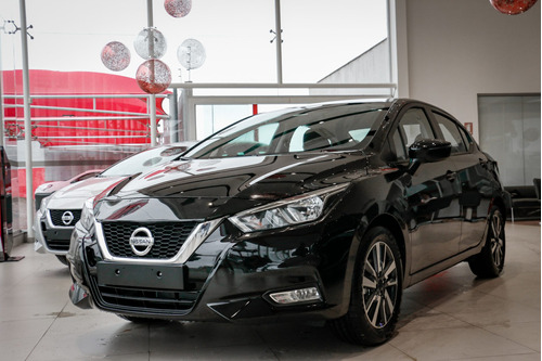 Imagem 1 de 13 de  Nissan Versa Advance 1.6 (flex) (aut)