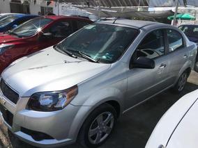 Chevrolet Aveo 1.6 Lt Bolsas De Aire Y Abs Nuevo At 2016