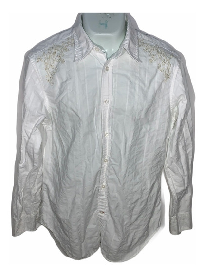 Hg Camisa Xl Guess Id N482 Used Hombre Remate!