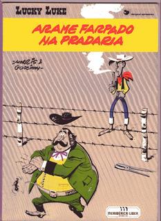 Hq Lucky Luke Arame Farpado Na Pradaria Com Frete Grátis