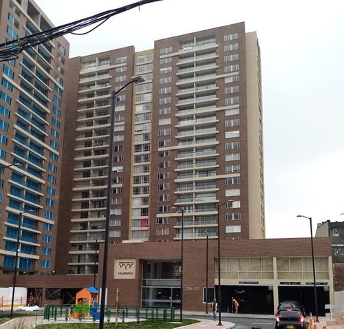 Imagen 1 de 14 de Apartamento Conjunto Salamanca 68 Mt - 2 Alcobas