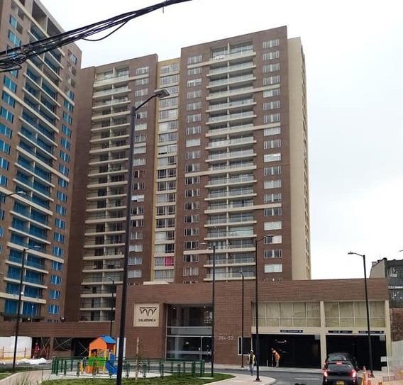 Apartamento Conjunto Salamanca 68 Mt - 2 Alcobas