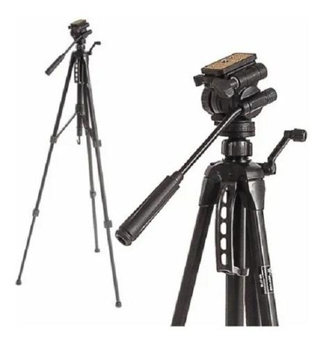 Tripé Profissional Cameras Canon Sony Nikon Canon 1,80 Mt
