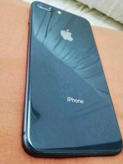 iPhone 8 Plus 64gb Negro
