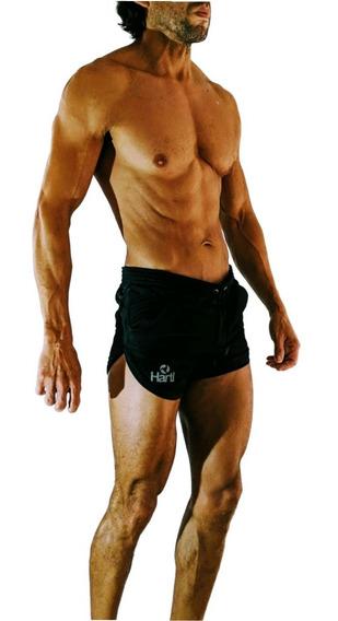 Id478 Mini Short Tipo Sunga Pantalon Corto Hartl