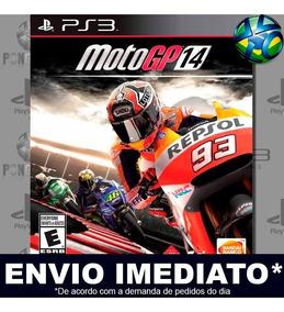 Motogp 14 Ps3 Mídia Digital Psn Promoção