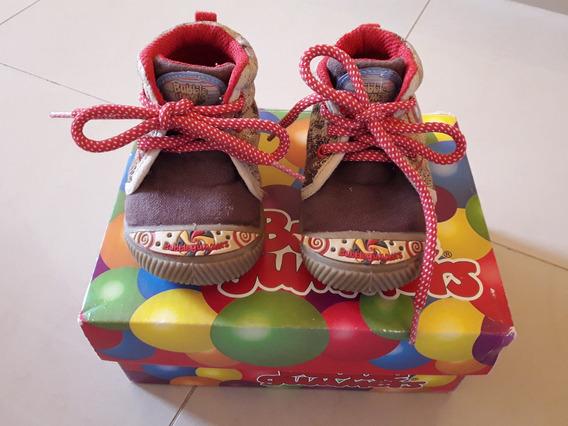 Zapatos Bubble Gummers. Talla 18