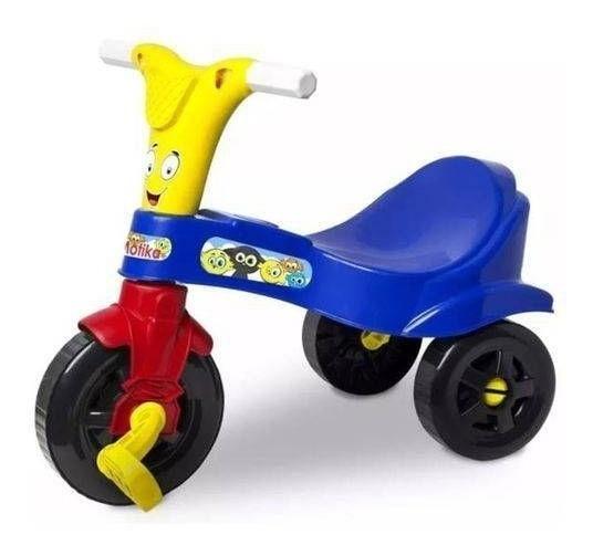 Motoca Infantil Menino Velotrol