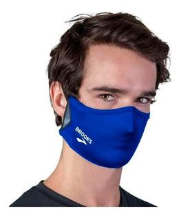 Barbijo Deportivo Brooks Running Mascara Respirable