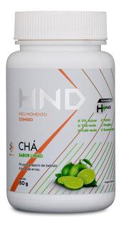 Cha H+ Limão Hinode Queima Gordura Redução De Peso E Medidas