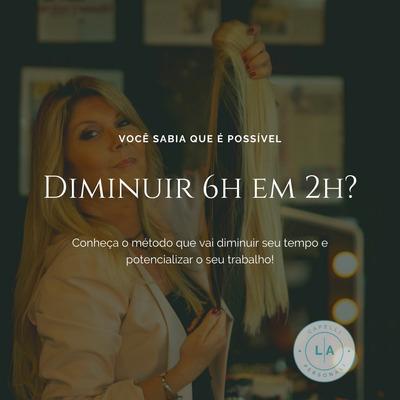 Curso Online De Mega Hair Queratina 6h Em 2h
