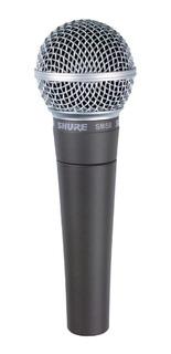 Micrófono Para Voces Shure Sm58 Lc
