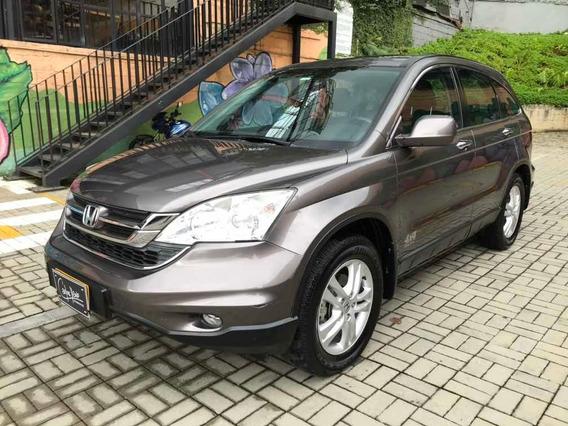Honda Cr-v Exl Modelo 2011