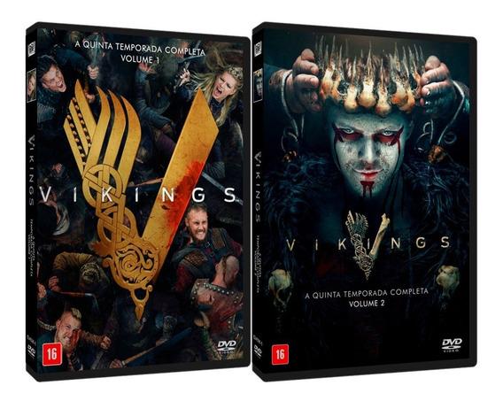 Série Vikings 5ª Temporada Completa (parte 1 E 2)