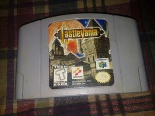 Castlevania Nintendo 64 Original