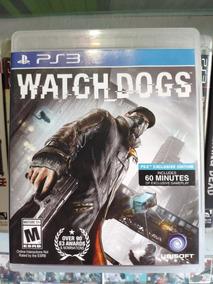 Ps3 Watch Dogs® Mídia Física Playstation 3
