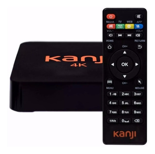 Conversor Smart Tv Box Smarter 4k 8gb Android 5 Hdmi !!