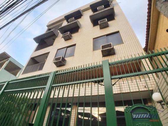 Apartamento Com 2 Dormitórios À Venda, 73 M² Por R$ 298.000,00 - Centro - Duque De Caxias/rj - Ap0181