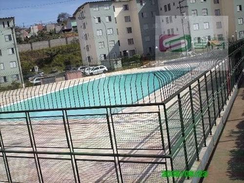 Imagem 1 de 4 de Apartamento Em Cidade Satelite Santa Barbara - São Paulo - 4318
