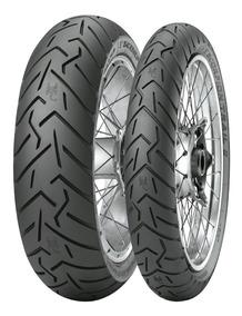 Par Pneus Pirelli Scorpion Trail 2 110/80 R19 +150/70 R17