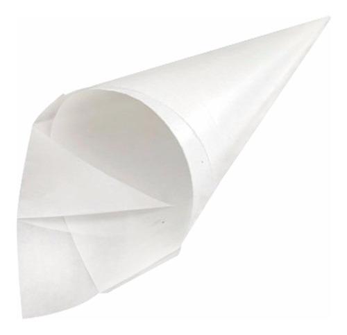 Papel Manteiga 35x50 C/800 Folhas Gramatura 35g Cristal