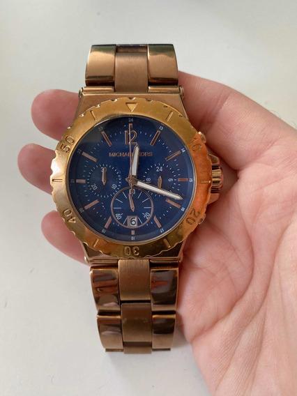 Relógio Michael Kors Rose - Mk5410 - 100% Original