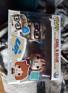 Funko Pop Carl Y Elie