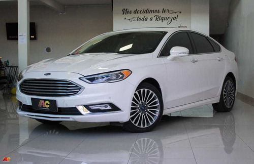 Ford Fusion Titgtdiawd