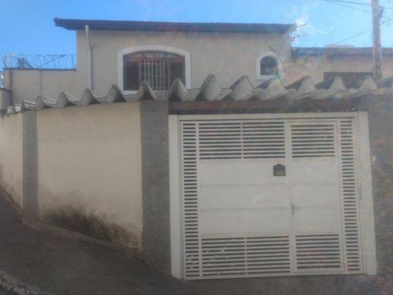 Sobrado Com 3 Dormitórios Para Alugar, 140 M² Por R$ 1.900/mês - Jardim Terezópolis - Guarulhos/sp - Cód. So2580 - So2580