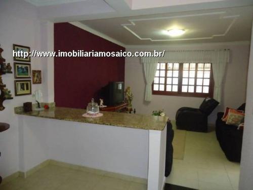 Imagem 1 de 13 de Casa Térrea Venda Ou Permuta Por Apartamento, 03 Vagas De Garagem - 96371 - 4492318