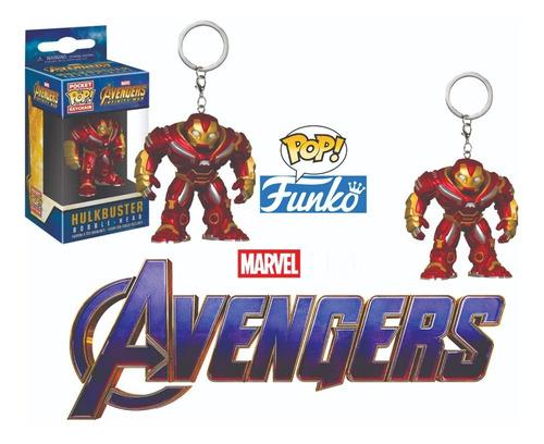 Llavero Funko Pop! Marvel Infinity War - Hulkbuster
