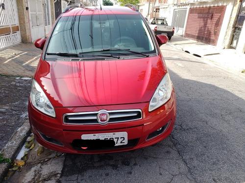 Fiat Idea 2014 1.4 Attractive Flex 5p