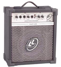 Caixa Amplificada Ll Lx60
